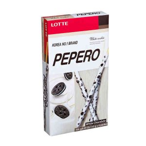 """Lotte"", PEPERO White Cookie"