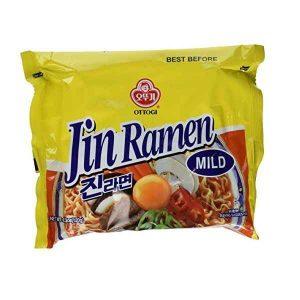 Ottogi ramenai Jin Ramen