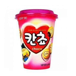 """Lotte"", keksiukai su šokolado įdaru ""Love choco"""