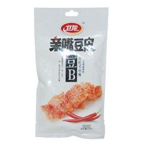 Weilong, aštrūs sojų mėsos užkandžiai