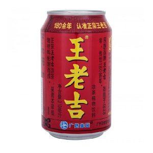 """Kinietiška žolelių arbata – """"Wang Lao Ji"""""""