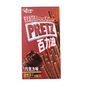 Pretz, Chocolate