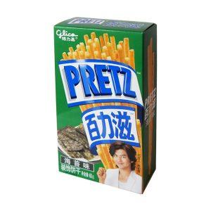 Pretz, Seaweed