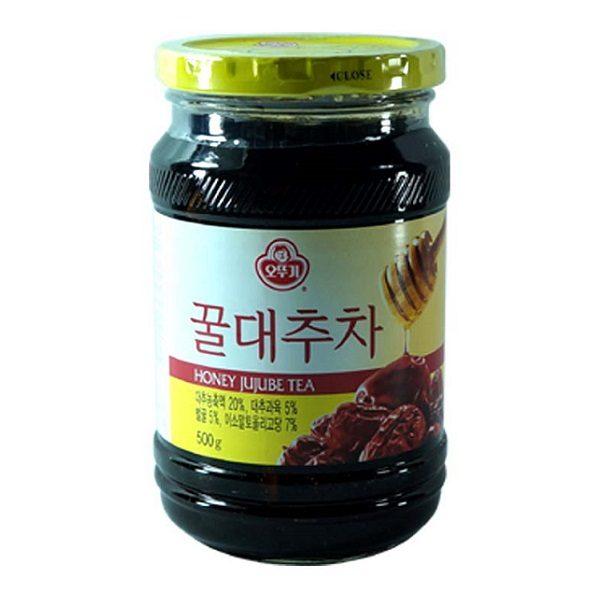 Honey Jujube Tea