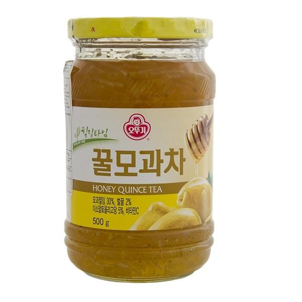 Honey Quince Tea