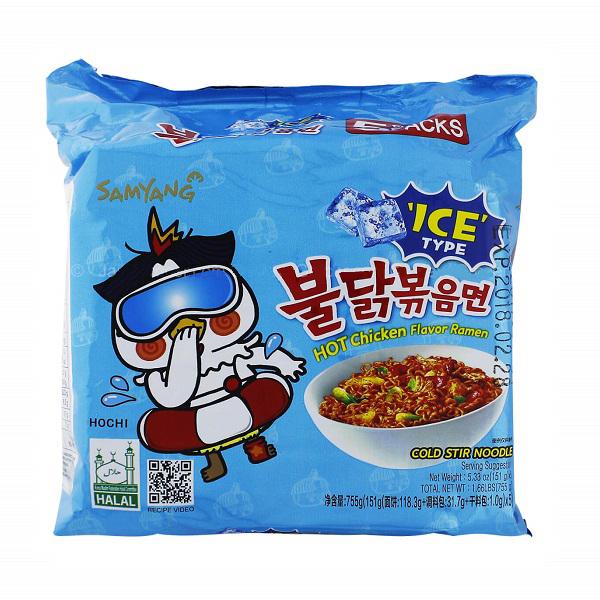 """Samyang"" ramenai (ICE Type)"