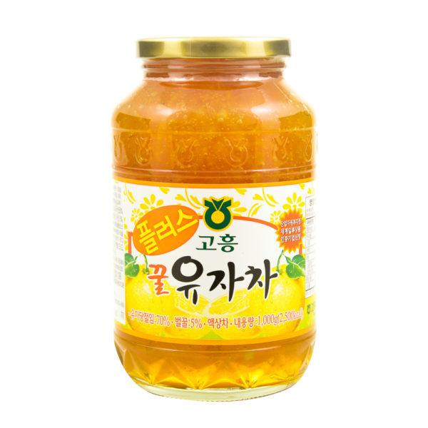 """""""NongHyup"""" – Medaus ir citrinų skonio arbata"""