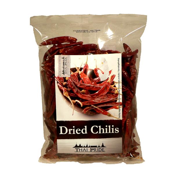 """Džiovinti čili pipirai - """"Dried Chilis"""""""