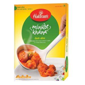 Haldirams - dum aloo