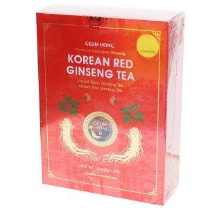 Raudonojo ženšenio arbata