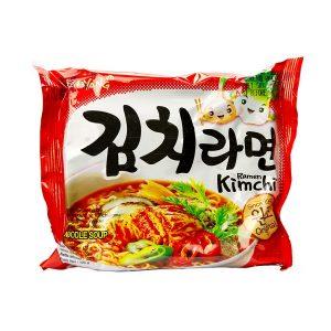 "Kimchi makaronų sriuba – ""Ramen Kimchi"""