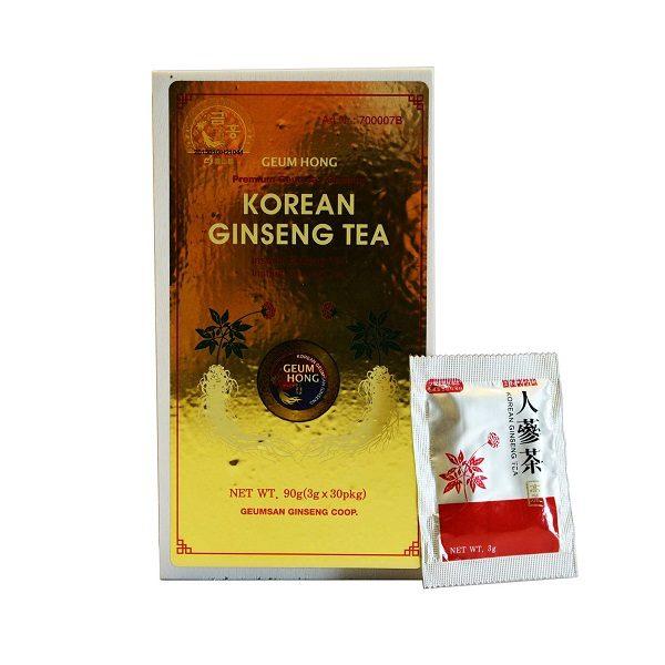 Korėjietiška ženšenio arbata