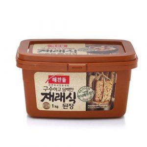 Korėjietiška sojos pupelių pasta